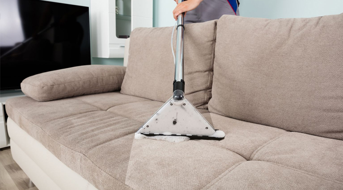 Steam Cleaning of Commercial Upholstery – Where the Edge Lies?