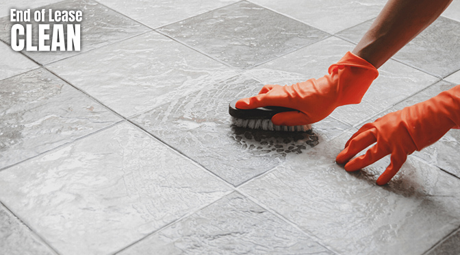 How to Clean the Tile & Grout of You Kitchen? Selected Tips