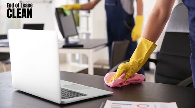 HOW TO DISINFECT YOUR OFFICE QUICKLY AND SAFELY?