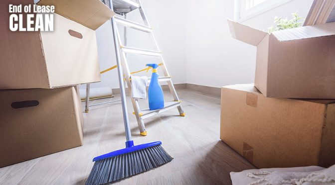 HOW MUCH AN APARTMENT END OF LEASE CLEANING REALLY COST?