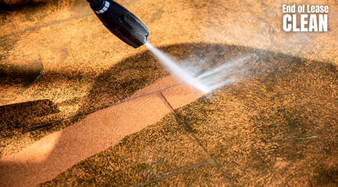 BENEFITS OF PRESSURE CLEANING