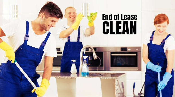 What Happens If You Don't Choose Professional End Of Lease Cleaners?